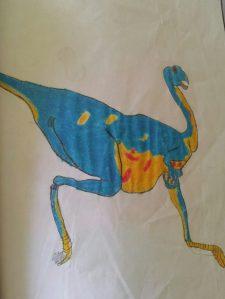 Fra min dinosaur-periode.