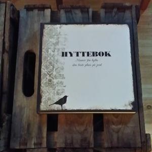 Fine hytteboka <3