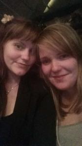 Ann Kristin og meg