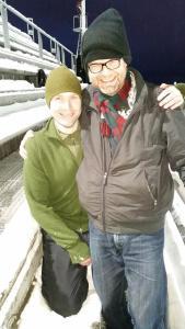 Kjell-Gunnar og Michael.