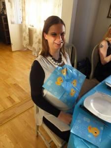 Søte servietter :)