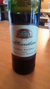 Fantastisk god rødvin <3
