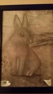 Henia tegnet kanin til meg :)