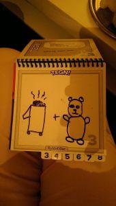 Som Hege tegner slik.