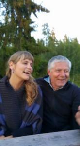 Erik Søtvik og meg.