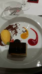 Rett nummer 5. Dessert. Yummy.